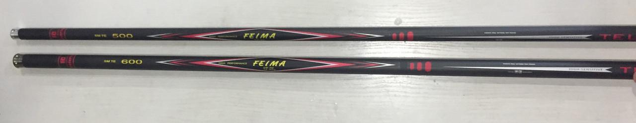Удилище без колец Feima SL600 15-40g