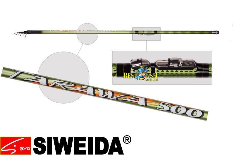 Удилище болонское Siweida Favorite 600