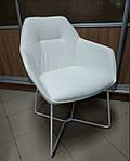 Кресло LAREDO (610*620*880) w белый, Nicolas, фото 2