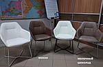 Кресло LAREDO (610*620*880) w белый, Nicolas, фото 3