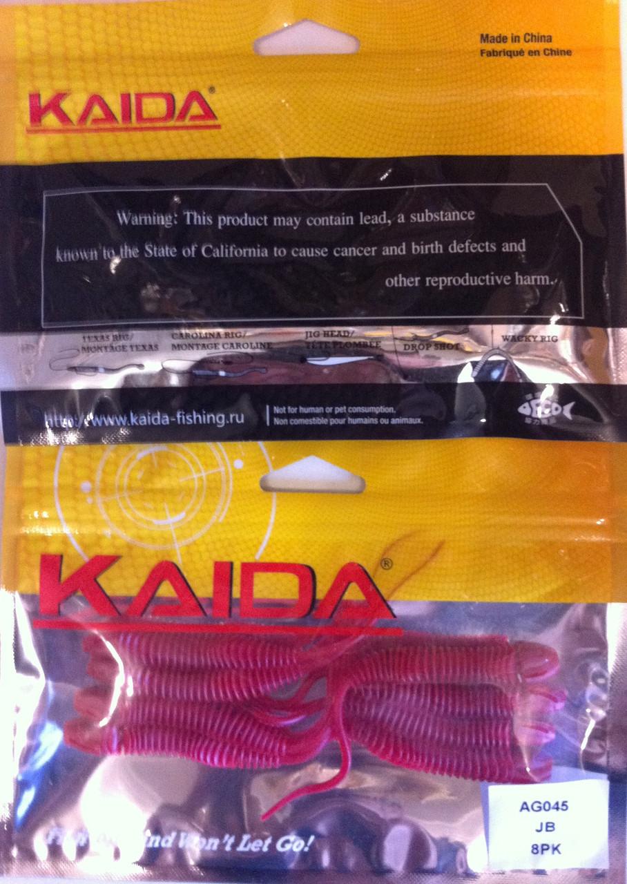 Силиконовые приманки Kaida AG045 JB