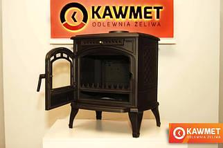 Печь камин чугунная KAWMET P7 (9.3 kW) EKO, фото 2