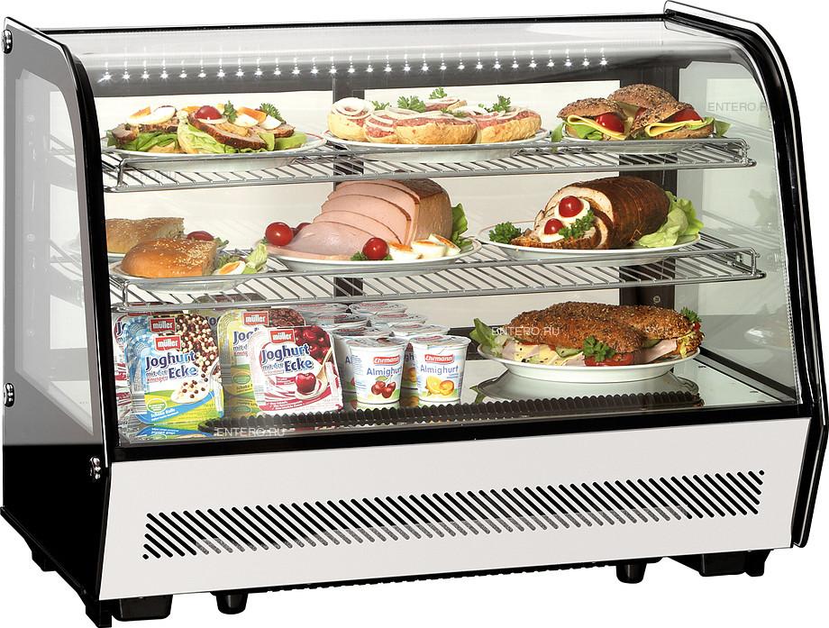 Вітрина холодильна EFC RTW 160