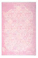 Ковер My Home Moretti Side двусторонний розовый, фото 1