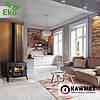 Печь камин чугунная KAWMET P7 (10.5 kW) EKO - Фото