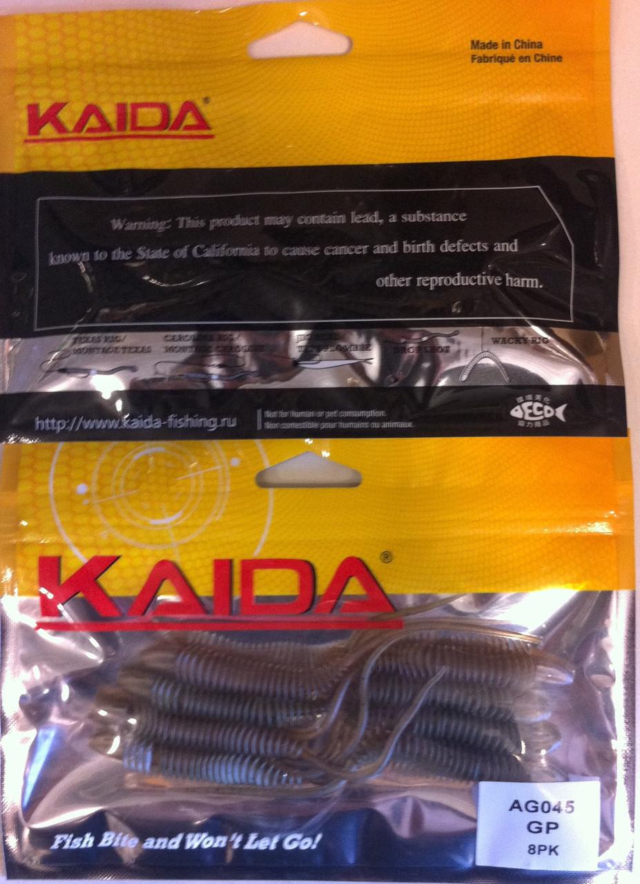 Силиконовые приманки Kaida AG045 GP