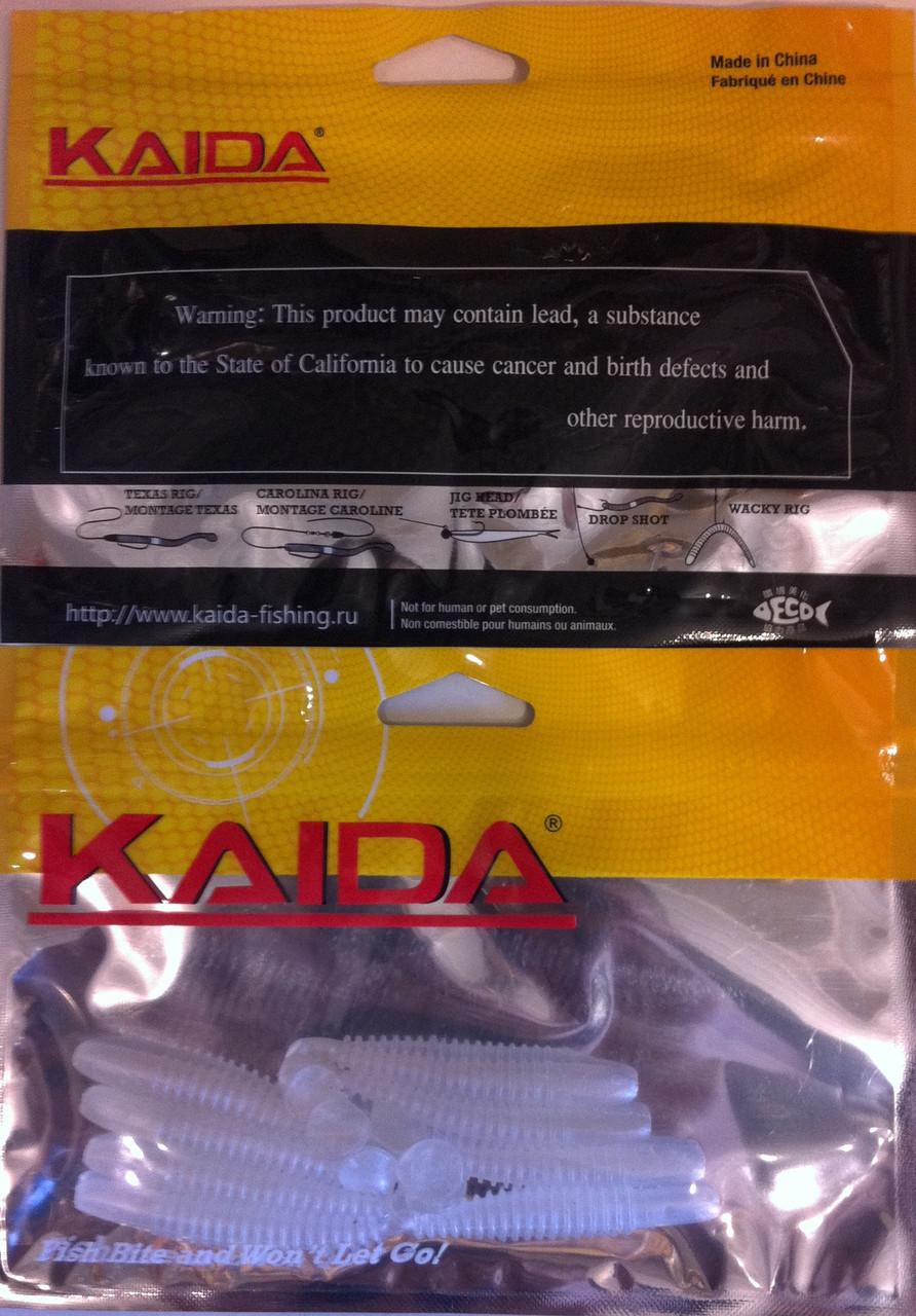Силиконовые приманки Kaida AG044-2.4 PW