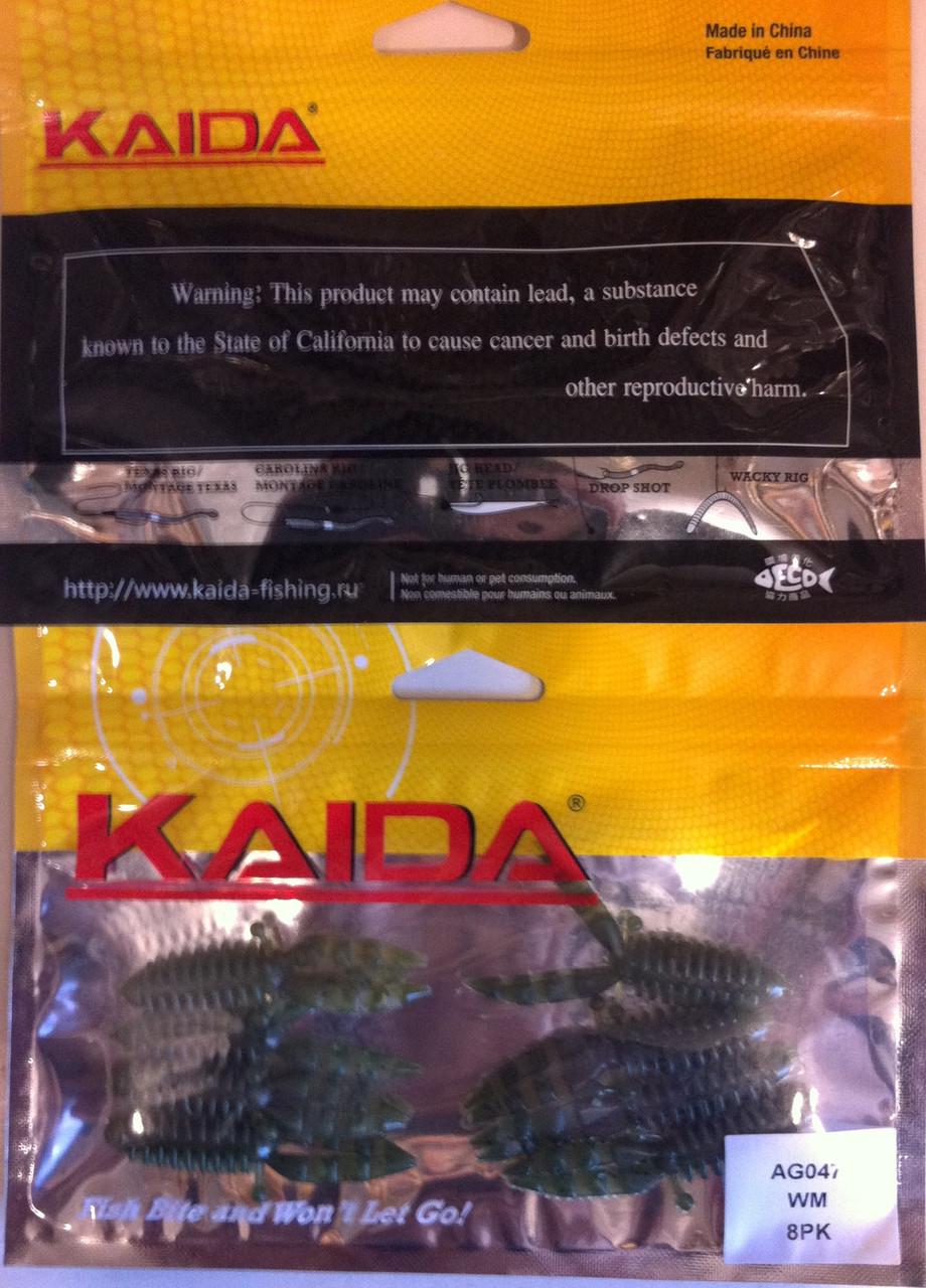 Силиконовые приманки Kaida AG047 WM