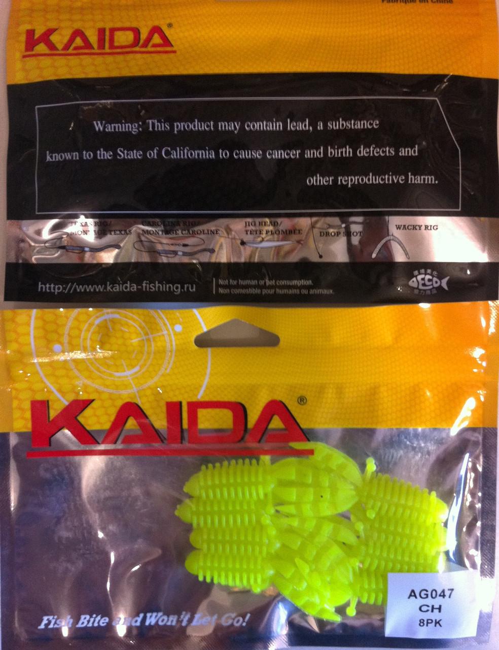 Силиконовые приманки Kaida AG047 CH