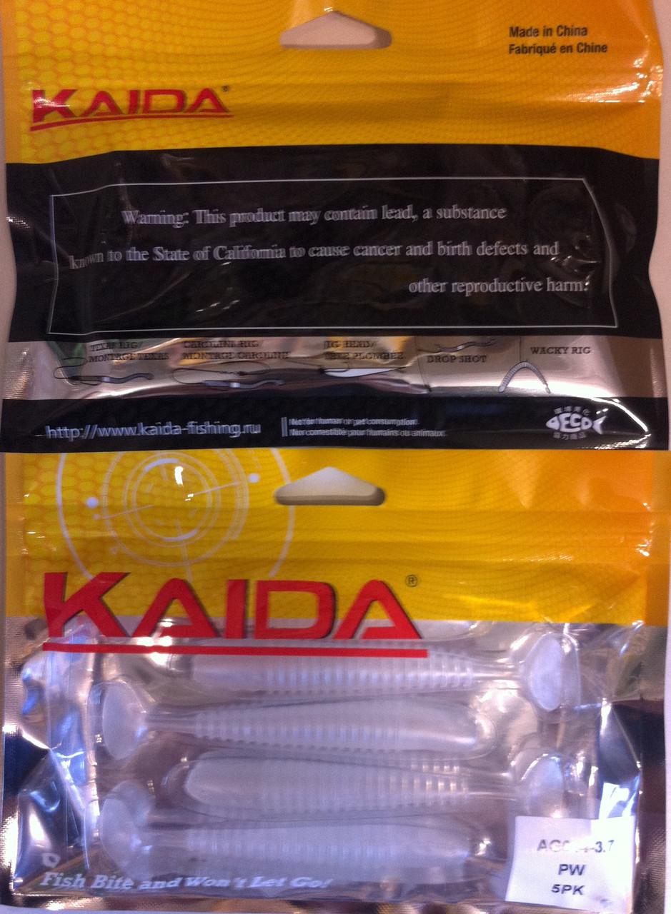 Силиконовые приманки Kaida AG044-3.7 PW