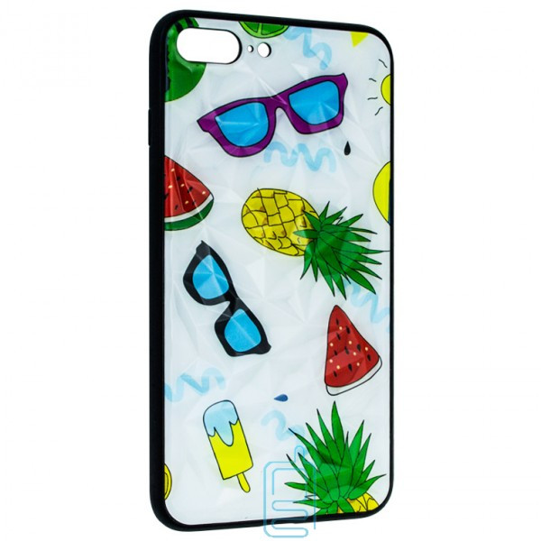 Чехол накладка Prisma Apple iPhone 7 Plus. 8 Plus Summer