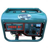 Генератор бензиновый Уралэлектро ГБО 2800 DT с электрозапуском