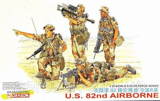 U.S. 82nd AIRBORNE 1/35 Dragon 3006