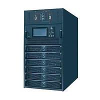 ДБЖ, UPS NetPRO RM 180кВА, 162кВт, 3 на 3 фази, 6 модулів по 27кВт