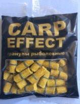 Гранулы с резинкой Карп-эффект 50 г. мед