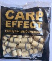 Гранулы с резинкой Карп-эффект 50 г. ваниль