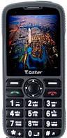 Телефон-бабушкофон T Gstar-008, радио, камера 1,3Mp, 2 сим-карты, ударопрочный, с большими клавишами