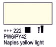 Краска акриловая AMSTERDAM, 20мл (222) Неополитанский желтый светлый, Royal Talens,  17042220,  8712079347635, фото 2