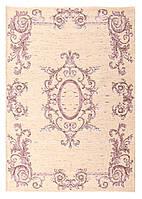 Ковер My Home Moretti Side двусторонний розовый с бежевым, фото 1