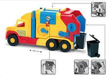 Машинка Мусоровоз Super Truck Wader 36580, фото 3
