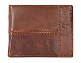 Чоловічий гаманець портмоне Primo PJ002 - Brown, фото 2