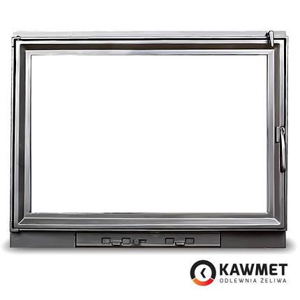 Дверцы для каминной топки KAWMET W8 640х790 см, фото 2