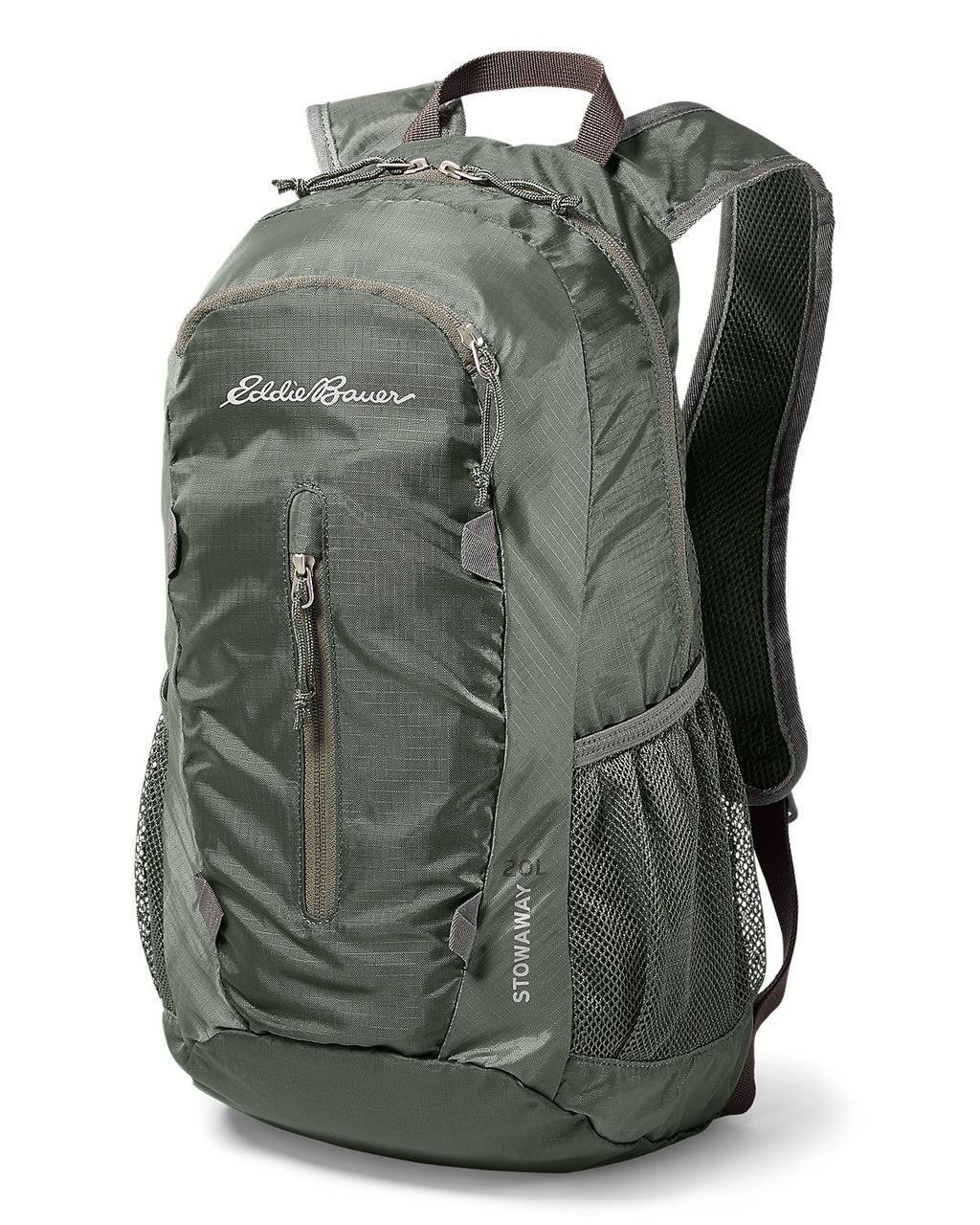 Рюкзак Eddie Bauer Stowaway 20L Backpack Capers