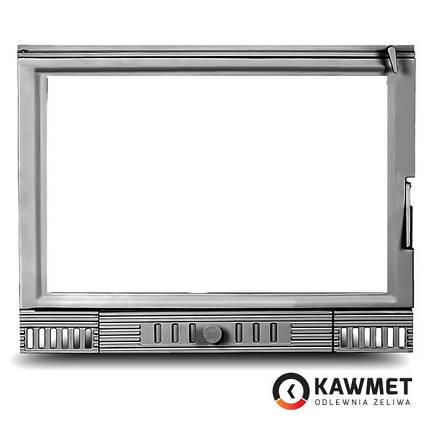 Дверцы для каминной топки KAWMET W1 530х680 см, фото 2