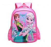 """Школьный рюкзак для девочки """"Эльза и Анна"""" 1-4 класс"""