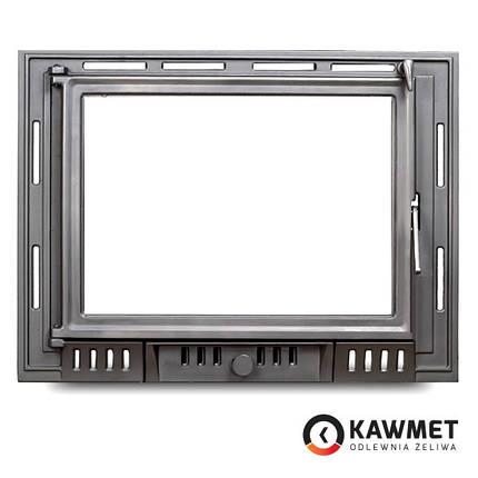Дверцы для каминной топки KAWMET W6 515х685 см, фото 2