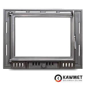 Дверцы для каминной топки KAWMET W6 515х685 см