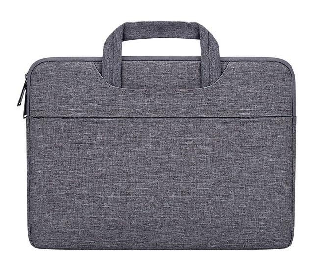 "Сумка для ноутбука 15,6"" Digital Tony dark gray"