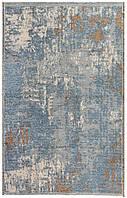 Ковер My Home Moretti Side двусторонний голубой и бежевый, фото 1