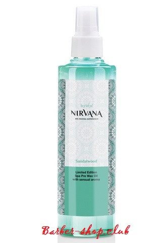 Масло до депиляции Nirvana Сандал Italwax
