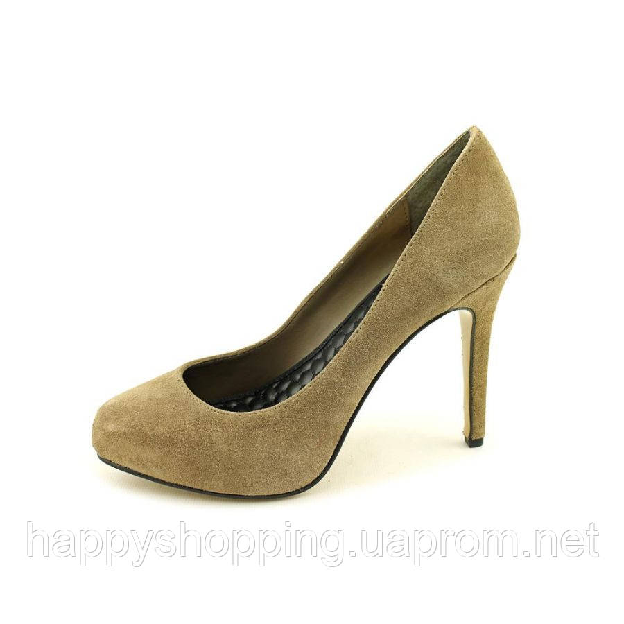 Бежевые туфли Dolce Vita