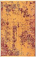 Ковер My Home Moretti Side двусторонний оранжевый и бордовый, фото 1