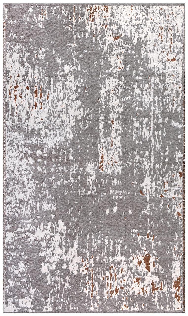 Ковер My Home Moretti Side двусторонний серый и бежевый, фото 1