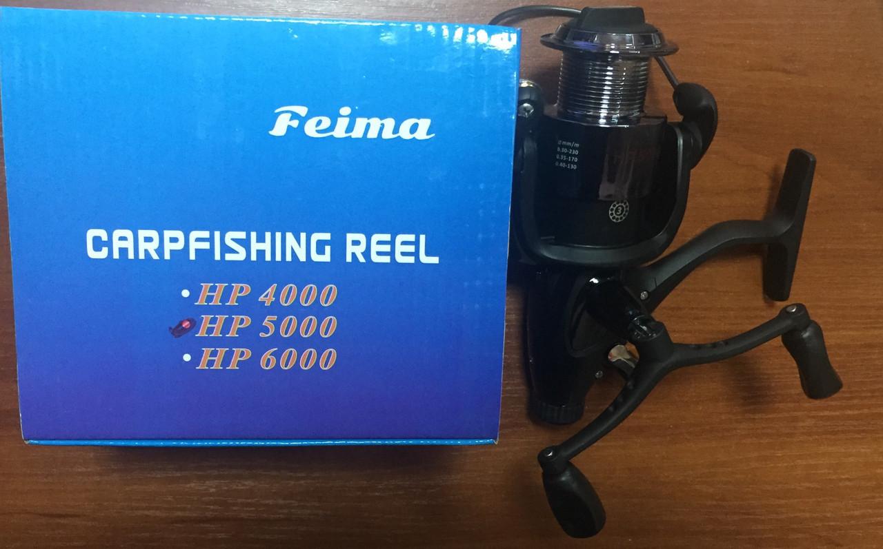 Катушка Feima HP-6000, 3bb с байтранером