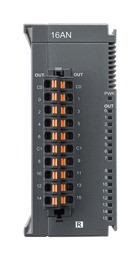 Модуль розширення ПЛК серій AS200/AS300 16 дискретних релейних виходів