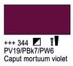 Краска акриловая AMSTERDAM, 20мл (344) Капут мортуум фиолетовый, Royal Talens,  17043440,  8712079347840, фото 2