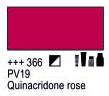 Краска акриловая AMSTERDAM, 20мл (366) Хинакридон розовый, Royal Talens,  17043660,  8712079347789, фото 2