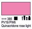 Краска акриловая AMSTERDAM, 20мл (385) Хинакридон розовый светлый, Royal Talens,  17043850,  8712079347826