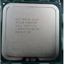 Процессор Pentium Dual-Core E6600 3.06Ghz/2Mb/1066 s775, tray