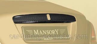 MANSORY rear trunk bar cover for Rolls-Royce Wraith