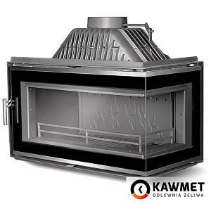 Каминная топка KAWMET W16 правая боковая без рамы (14,7 kW)