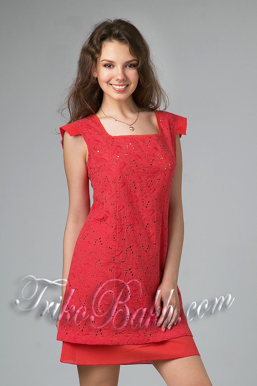 Изумительное легкое платье
