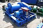Лебедка электрическая маневровая  ТЛ-20М, фото 3