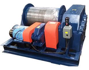 Лебедка электрическая маневровая  ТЛ-20М