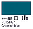 Краска акриловая AMSTERDAM, 20мл (557) Зелено-синий, Royal Talens,  17045570,  8712079347949