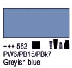 Краска акриловая AMSTERDAM, 20мл (562) Серо-голубой, Royal Talens,  17045620,  8712079347871, фото 2